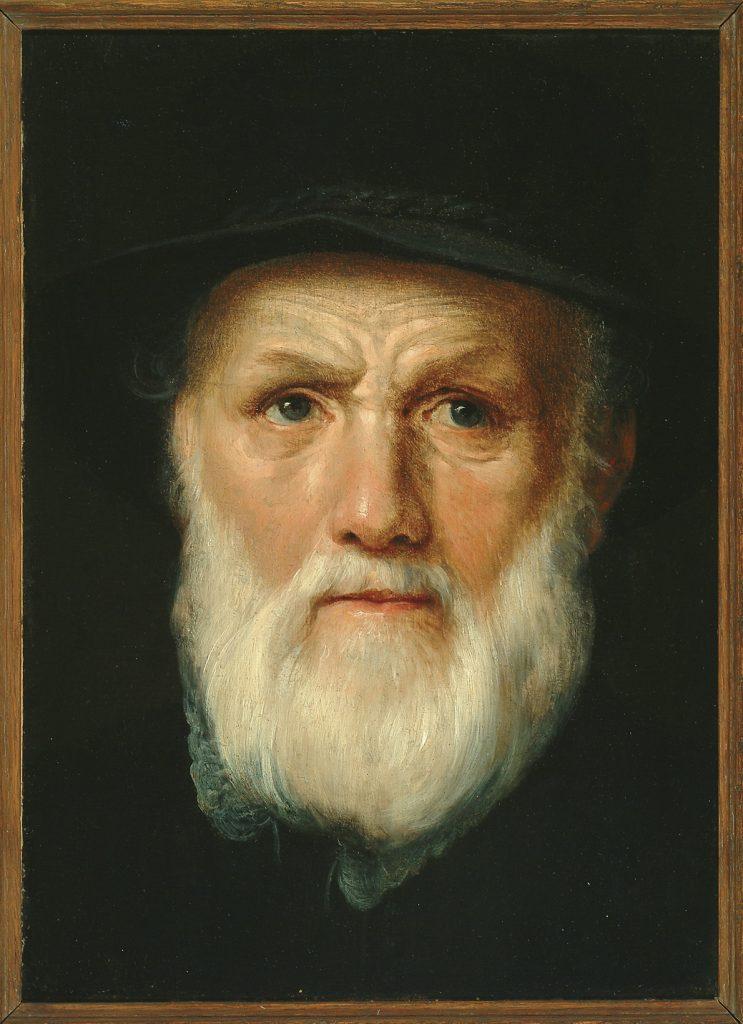 D.V. Coornhert Olieverfschilderij door Cornelis Cornelisz van Haarlem (1586-1588) Frans Hals Museum, Haarlem. www.geheugenvannederland.nl